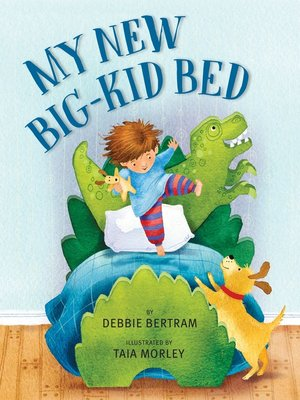 cover image of My New Big-Kid Bed