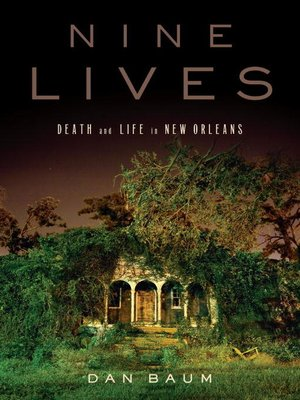 cover image of Nine Lives