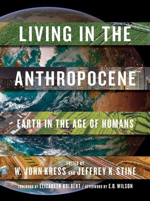 cover image of Living in the Anthropocene