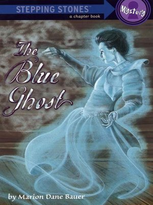 cover image of The Blue Ghost