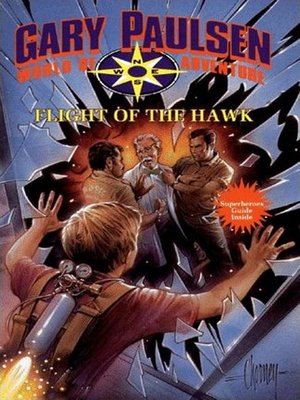 cover image of Flight of the Hawk