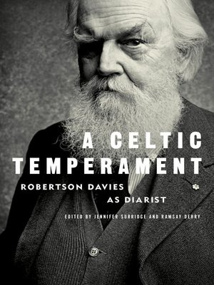 cover image of A Celtic Temperament