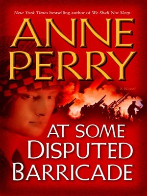 cover image of At Some Disputed Barricade