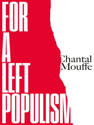 cover image of For a Left Populism