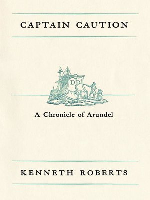 cover image of Captain Caution