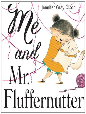 cover image of Me and Mr. Fluffernutter