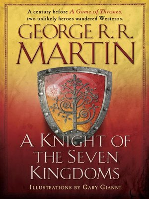 cover image of A Knight of the Seven Kingdoms