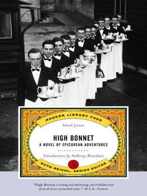cover image of High Bonnet