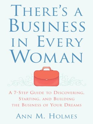 cover image of There's a Business in Every Woman