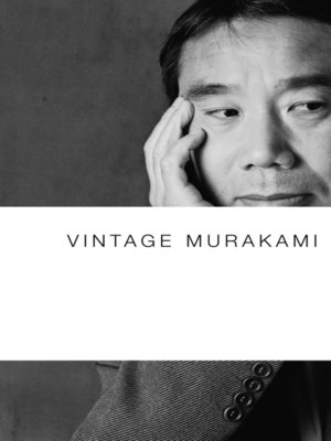 cover image of Vintage Murakami