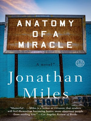 cover image of Anatomy of a Miracle