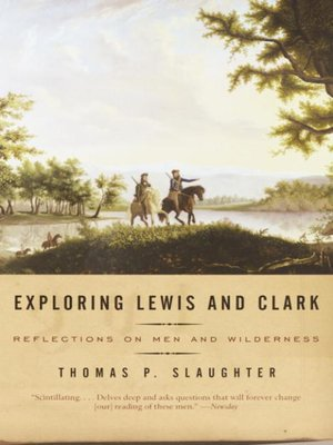 cover image of Exploring Lewis and Clark