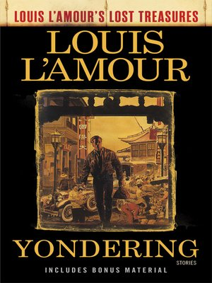 cover image of Yondering (Louis L'Amour's Lost Treasures)