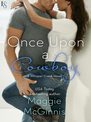 cover image of Once Upon a Cowboy