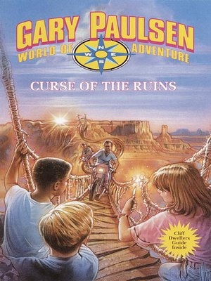 cover image of Curse of the Ruins