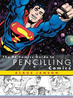 cover image of The DC Comics Guide to Pencilling Comics