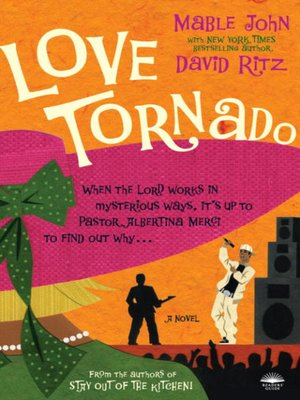 cover image of Love Tornado