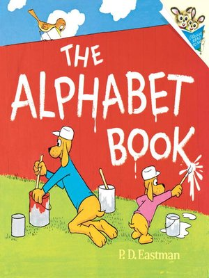 cover image of The Alphabet Book