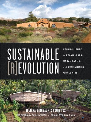 cover image of Sustainable Revolution