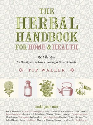 cover image of The Herbal Handbook for Home and Health