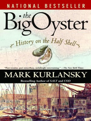 cover image of The Big Oyster