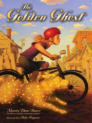 cover image of The Golden Ghost