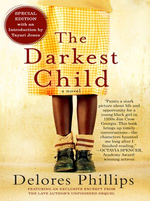 cover image of The Darkest Child