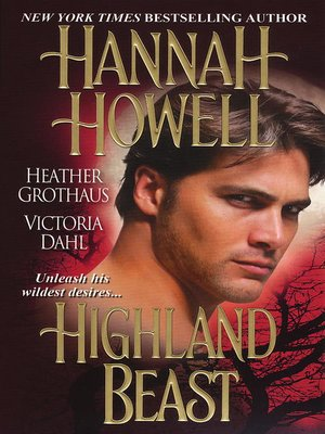 cover image of Highland Beast