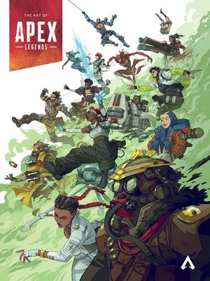 cover image of The Art of Apex Legends