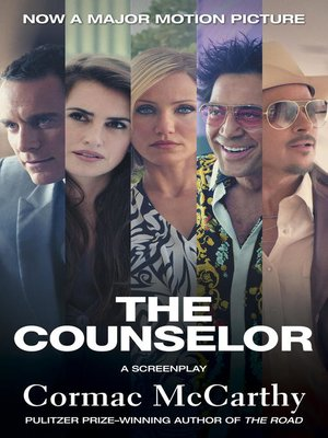 cover image of The Counselor (Movie Tie-in Edition)