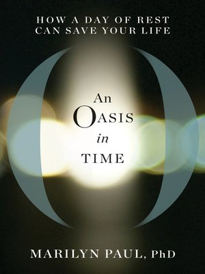 cover image of An Oasis in Time