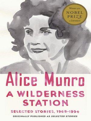 cover image of A Wilderness Station
