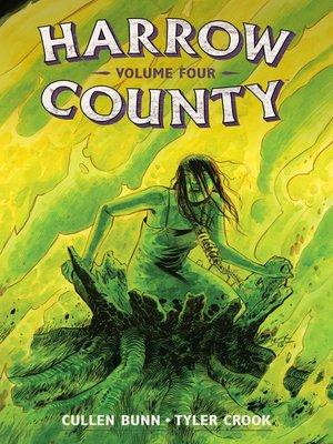 cover image of Harrow County (2015), Volume 4