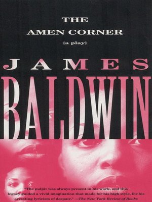 cover image of The Amen Corner