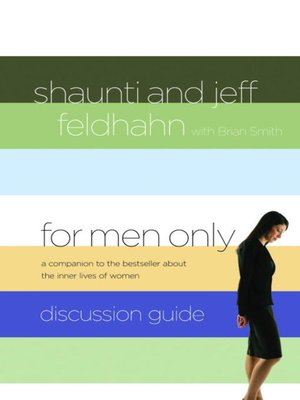 cover image of For Men Only Discussion Guide