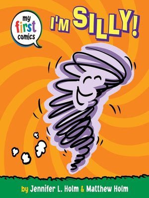 cover image of I'm Silly!