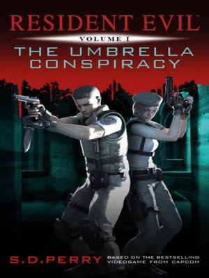 cover image of The Umbrella Conspiracy