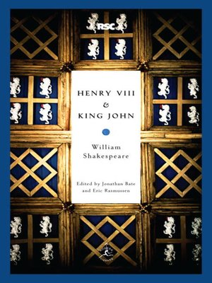 cover image of King John & Henry VIII