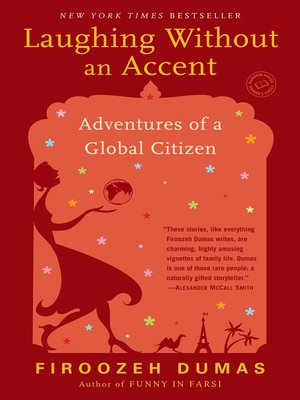 cover image of Laughing Without an Accent