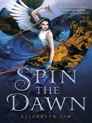 cover image of Spin the Dawn