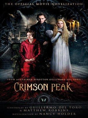 cover image of Crimson Peak