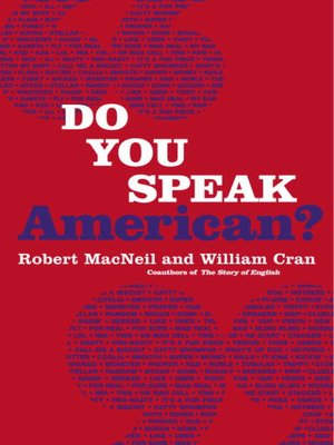 cover image of Do You Speak American?