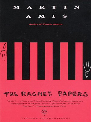 cover image of The Rachel Papers