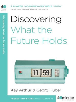 cover image of Discovering What the Future Holds