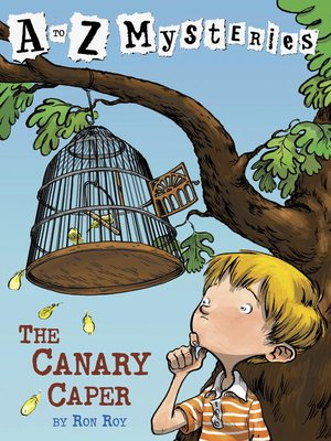 cover image of The Canary Caper