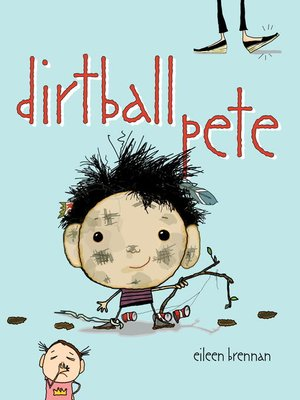 cover image of Dirtball Pete