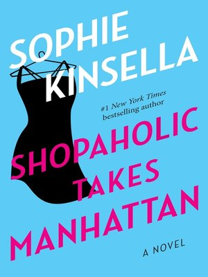 cover image of Shopaholic Takes Manhattan