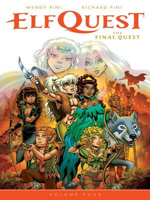 cover image of ElfQuest