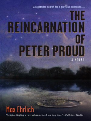 cover image of The Reincarnation of Peter Proud