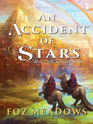 cover image of An Accident of Stars
